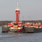 Interesting web site to track the ships through the C and D Canal