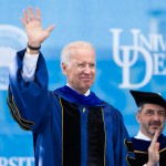 Joe Biden At UD's 2014 Graduation Ceremony