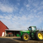 Photoshoot for Ag Leader at a Kenedyville, MD Farm