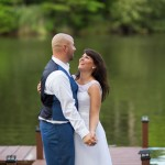 Rookie and Emilie's Waterfront Annapolis Wedding