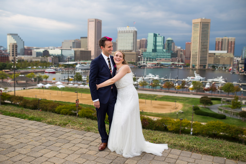 Laura & Seamus's Federal Hill (Baltimore, Maryland) Wedding