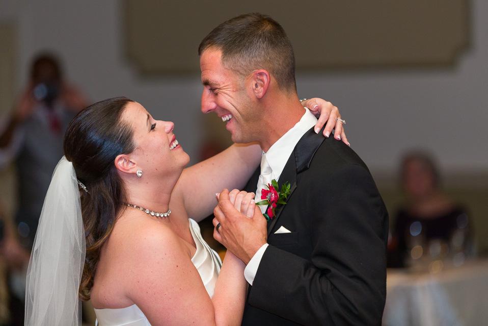 Waterfall Wedding in Claymont Delaware