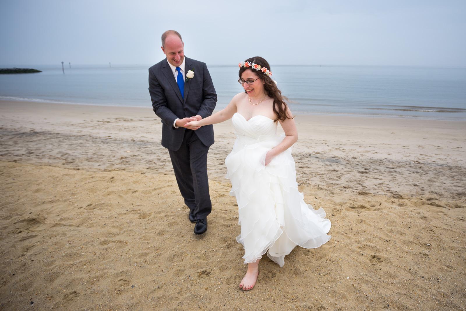 Lewes Yacht Club Wedding (Lewes, Delaware)